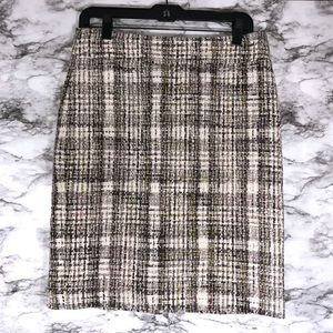 J.Crew Tweet Skirt